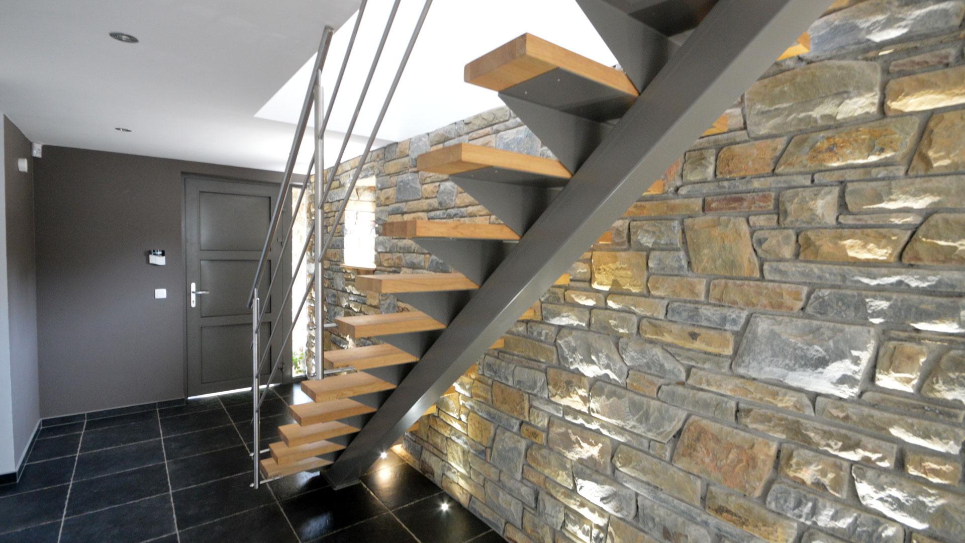 trageco l architecture en moellons. Black Bedroom Furniture Sets. Home Design Ideas